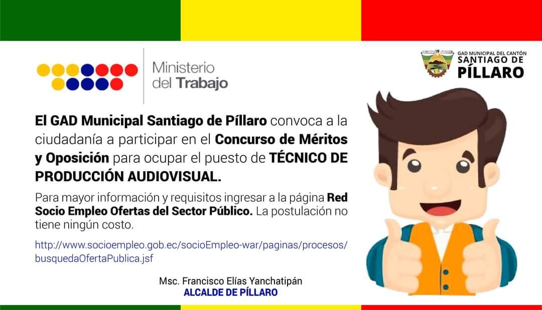 CONVOCATORIA A CONCURSO DE MÉRITOS Y OPOSICIÓN