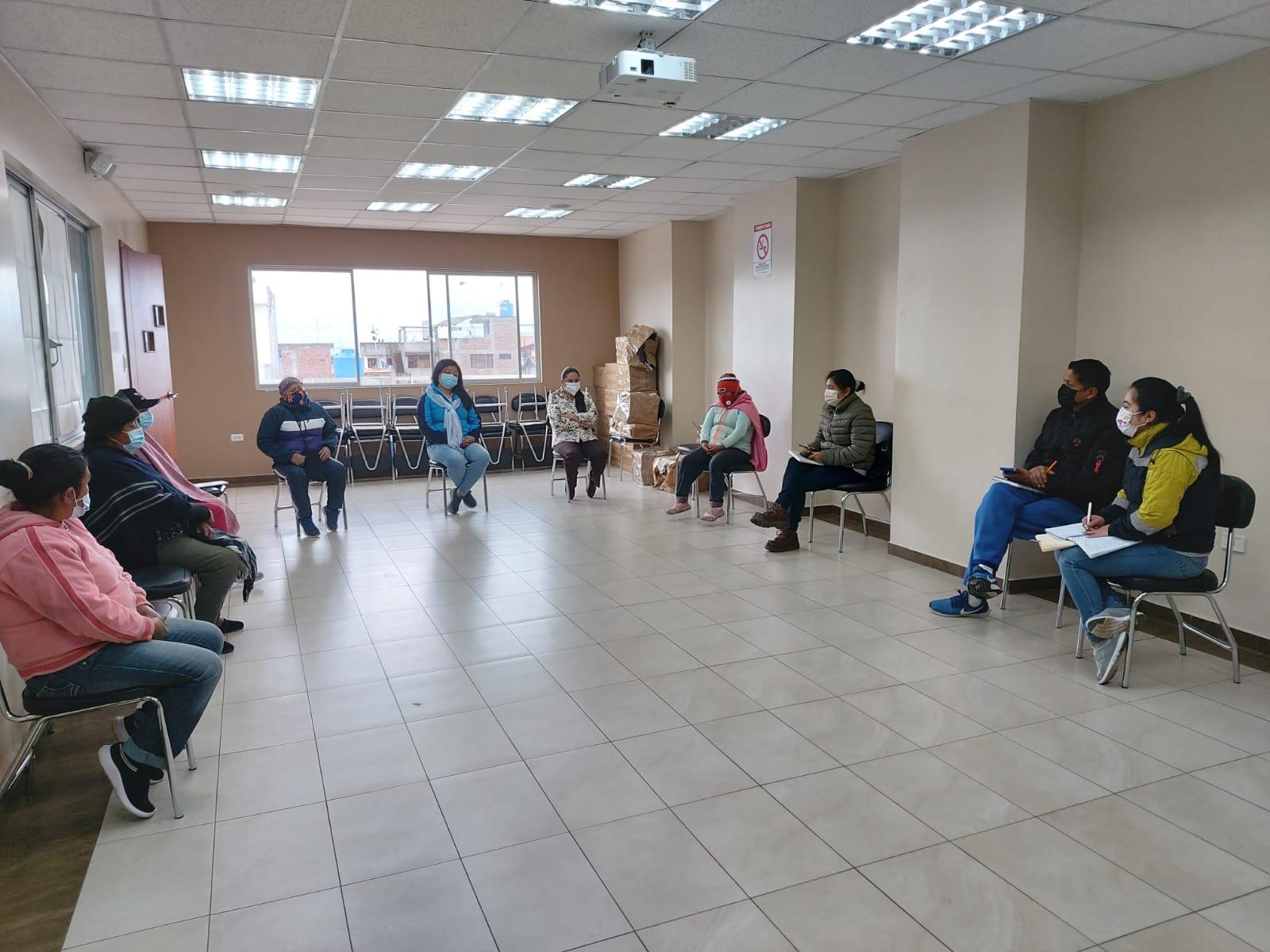 GAD Píllaro promueve talleres para niños con  discapacidad